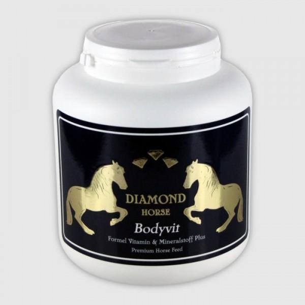 Body Vit - Vitamin und Mineralstoff Plus